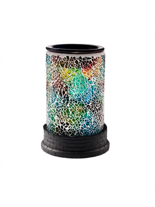RAINBOW MOSAIC WARMER