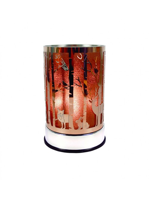 Topaz Bronze Woodland Lantern