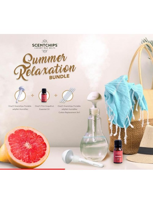 Scentchips Summer Relaxation Bundle